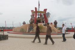 Di Kalteng, Hanya Dua Kota Ini yang Tidak Hujan Saat Malam Tahun Baru