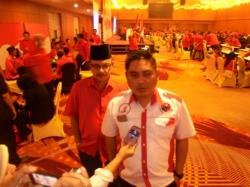 Mardani H Maming Ketua Bappilu PDIP Kalsel
