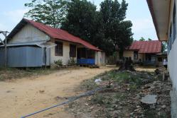 RUMAH DINAS GURU: Pemkab Sukamara melalui Disdikpora tahun ini akan membangun rumah dinas bagi guru di pelosok.