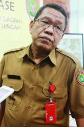 Syahrin Daulay Asisten II Sekda Kalteng