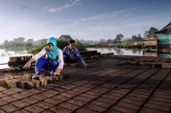 10 BESAR : Foto milik Evigh Santoso (Sampit) ini menjadi satu dari 10 karya milik fotografer yang dinyatakan masuk 10 besar Lomba Foto Jelajah 2.