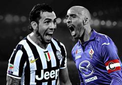 LEG PERTAMA : Partai semifinal yang berlangsung di Juventus Stadium ini akan menghadirkan dua tim yang dalam tren positif. Namun begitu, baik Juventus dan Fiorentina masing-masing kehilangan sejumlah pemain kunci mereka.