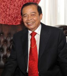 R Atu Narang Katua DPD PDIP Kalteng