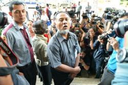 Bambang Widjojanto Wakil Ketua KPK Nonaktif