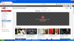YOUTUBE: Sebuah situs web berbagi video yang paling populer di dunia maya. Skm, pemeran pria dalam video mesum nekat menyebarkan rekaman hubungan suami istrinya dengan sang pacar, Ftr, di Youtube karena dibakar perasaan cemburu.