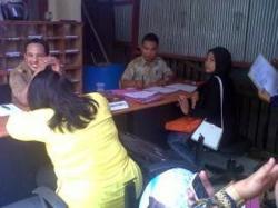 BUKA LOWONGAN: Dinas Kesehatan Kabupaten Kotabaru membuka lowongan kerja atau formasi untuk bidan, perawat, dan ahli gizi. Pendaftaran dimulai 1-8 April 2015. Untuk tes tertulis dilaksanakan di Kotabaru, sedangkan tes wawancara menunggu petunjuk Pemprov Kalsel.