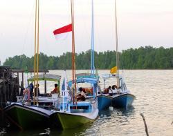 Cuaca Tidak Bersahabat, Nelayan Seruyan Diimbau Tidak Melaut
