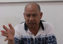 Rusliansyah Ketua Golkar Kota Palangka Raya