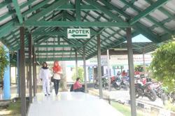 RUMAH SAKIT : Aktivitas di lorong RSUD Puruk Cahu. Saat ini pelayanan rumah sakit itu tengah disorot. Wabup Mura berjanji akan segera melakukan perbaikan pelayanan.