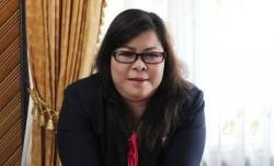 Neni Lambung Jadi Ketua DPC PDIP Palangka Raya