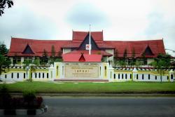Gedung DPRD Kobar. ILUSTRASI/DOK BORNEO