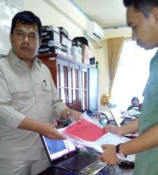 Lengkap: Berkas perkara Sekda kapuas Sanijan telah dinyatakan lengkap.