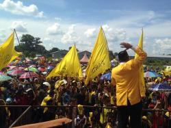 Siapapun Ketua Umum Golkar Pasti Dukung Pemerintahan Jokowi-JK