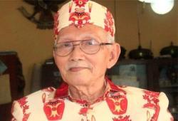 Sabran Achmad, Ketua DAD Kalteng. DOK BORNEONEWS