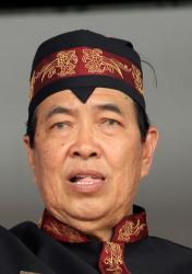 Wakil Bupati Kotawaringin Timur, HM Taufiq Mukri. BORNEONEWS/DOK