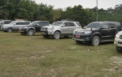 SESALKAN LARANGAN: Anggota Komisi A DPRD Kalteng M Sriosako menyesalkan adanya larangan bagi aparatur sipil negara menggunakan mobil dinas untuk mudik Lebaran. Menurutnya, penggunaan mobil dinas untuk mudik bukan suatu tindakan korupsi.
