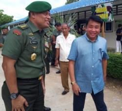 PANGLIMA TNI: Jenderal Gatot Nurmantyo disetujui DPR sebagai Panglima TNI menggantikan Jenderal Moeldoko yang memasuki pensiun.
