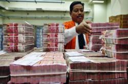 Imbas Dolar Belum Pengaruhi Perbankan Kalteng