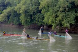TERKENDALA STATUS: Program Sertifikasi Hak Atas Tanah (SeHAT) Nelayan yang diprogramkan Kementerian Kelautan dan Perikanan (KKP) terkendala status lahan.