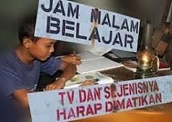 JAM MALAM: Warga Pangkalan Bun, Kotawaringin Barat (Kobar) berharap pemerintah daerah segera memberlakukan jam malam bagi anak di bawah umur atau pelajar.
