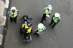 Polisi Ajak Tertib Berlalu Lintas dengan Poin Ini