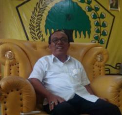 H Abdul Razak, Ketua Tim Pemenangan Sugianto Sabran-Habib Ismail.