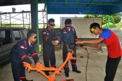 Dinas Pendidikan Kalteng Terima Berkas Pendirian SMK Jurusan Alat Berat di Murung Raya