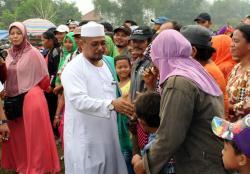 Habib H Said Ismail Calon Wakil Gubernur