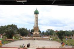 Taman Kota Sampit.