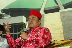 Rahmat Nasution Hamka Anggota DPR RI dari Dapil Kalteng.