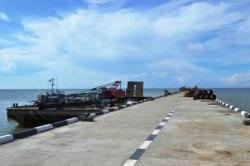 Akses Jalan Menuju Pelabuhan Segintung Segera Dibangun