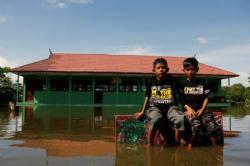 Pemerintah Kucurkan Rp3,8 Miliar untuk Penanganan Banjir di Desa Guci