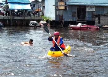 Polres dan Kesbangpol Gelar Simulasi Tanggap Bencana
