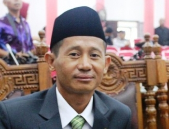 Sugianor Anggota Komisi B DPRD Palangka Raya BORNEONEWS/TESTY