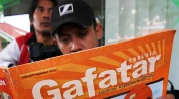 Di Kotawaringin Timur terdeteksi 11 KK anggota eks Gafatar. DOK BORNEONEWS