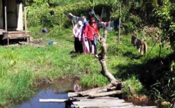 Sekcam Selat Apresiasi Program Pengentasan Kelurahan Kumuh