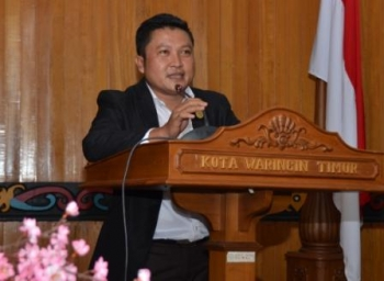 Baleg DPRD Gandeng LKBH Buat Naskah Akademik Raperda