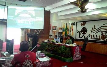 Dewan Ketahanan Nasional (Wantannas) memuji keamana di Kalimantan Tengah