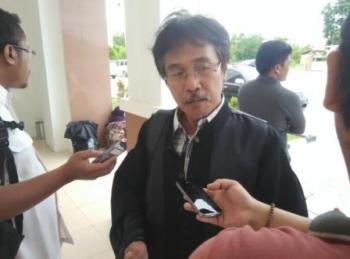 Rio Denamore Dau, Penasehat Hukum Marcos Tuwan.