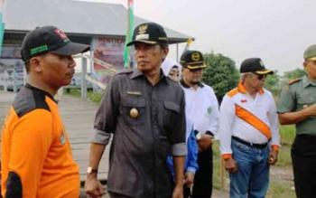 Plt Bupati Kotawaringin Barat Bambang Purwanto. Foto: DOK BORNEONEWS