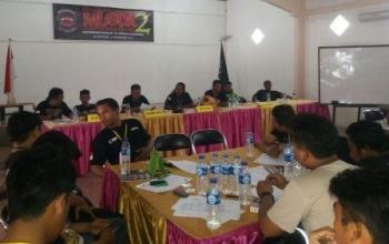Suasana musda II pecinta Honda CB Club se-Kalimantan.