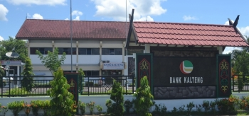 Bank Kalteng Cabang Buntok, Barito Selatan, menghentikan sementara program Kredit Usaha Rakyat bagi Usaha Mikro Kecil dan Menengah, BORNEONEWS/URIUTU