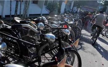 Pemerintah Kabupaten Kotawaringin Barat (Kobar) telah menganggarkan dana untuk membangun jalur sepeda. BORNEONEWS/CR-1