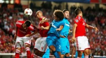 Zenit St Petersburg Dihadang Tren Positif Benfica
