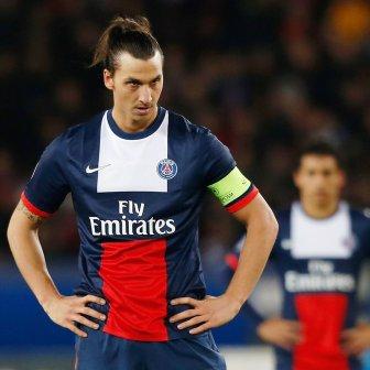 caption: Paris Saint Germain akan menjamu Chelsea pada leg pertama babak knock out Liga Champions, Rabu (17/2/2016) dinihari. Pertandingan di Parc des Princes itu akan jadi ajang adu tajam mesin gol mereka. Tuan rumah punya Zlatan Ibrahimovic. Sedangkan C
