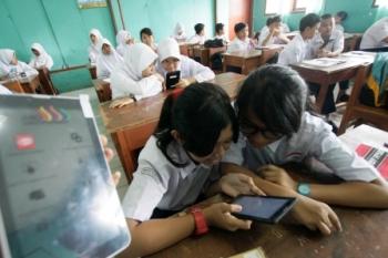 KMC Tekan Angka Putus Sekolah di Murung Raya