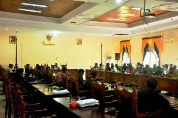 Kegiatan Padat, Sejumlah Agenda Dewan Tertunda