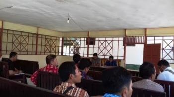 Warga Desa Pudu Rundun Sukamara Tolak Gedung Walet