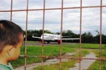 Sering Mati Listrik, Penerbangan di Sampit tak Dijamin Aman