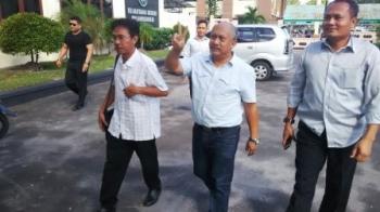 Ditetapkan Tersangka, Marcos Anggap Tidak Sah